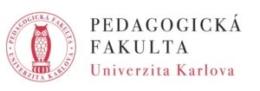 Pedagogická fakulta Univerzity Karlovy v Praze