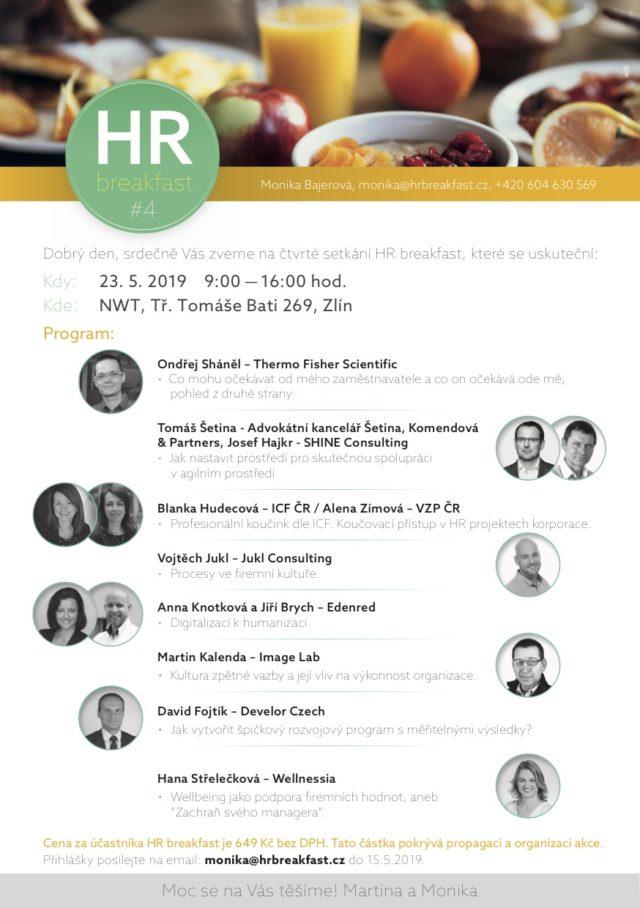 HR Breakfast #4